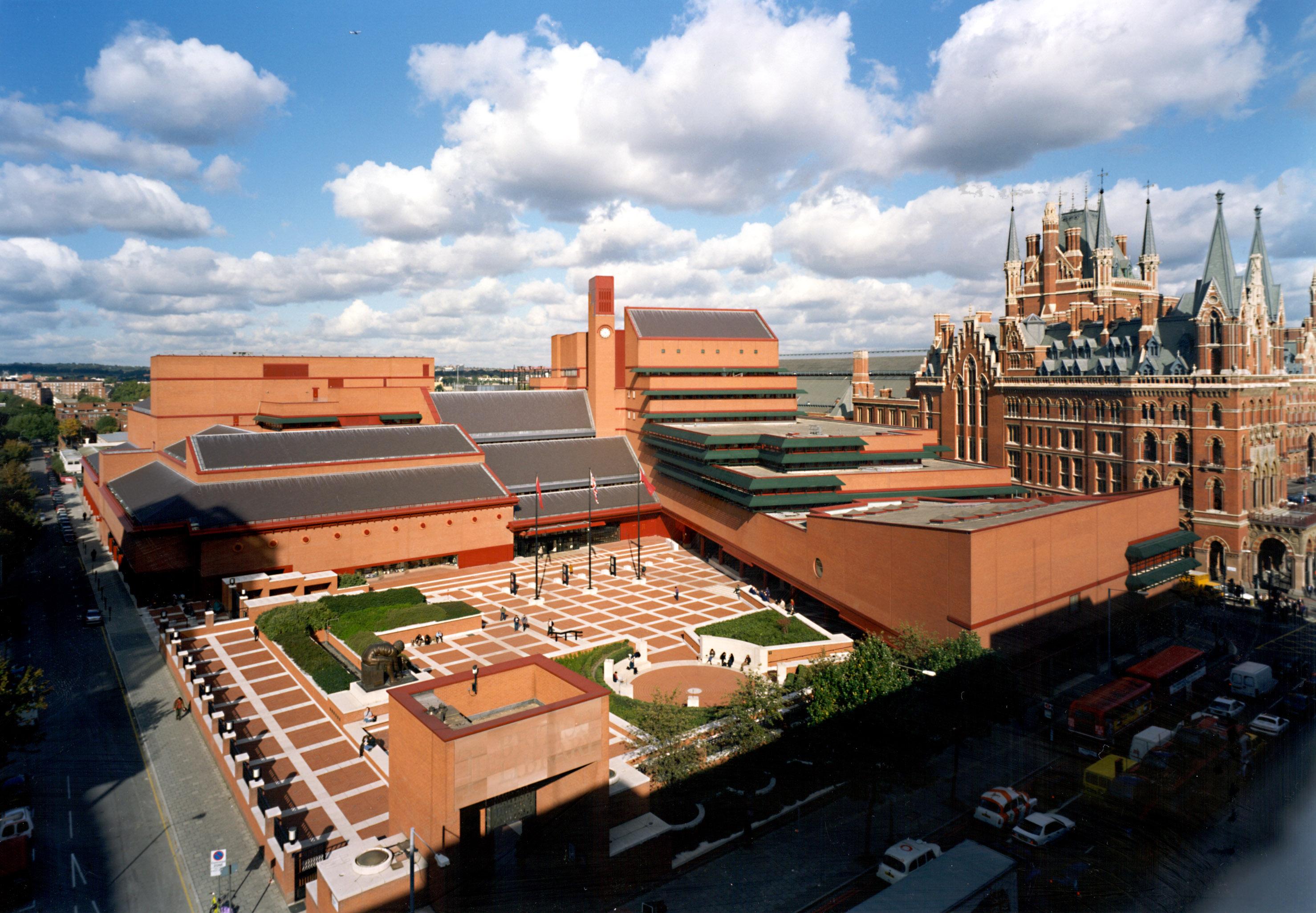 Британская библиотека