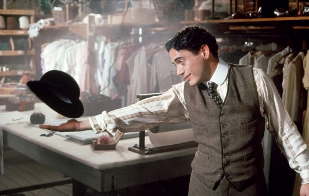 Чаплин (Chaplin)