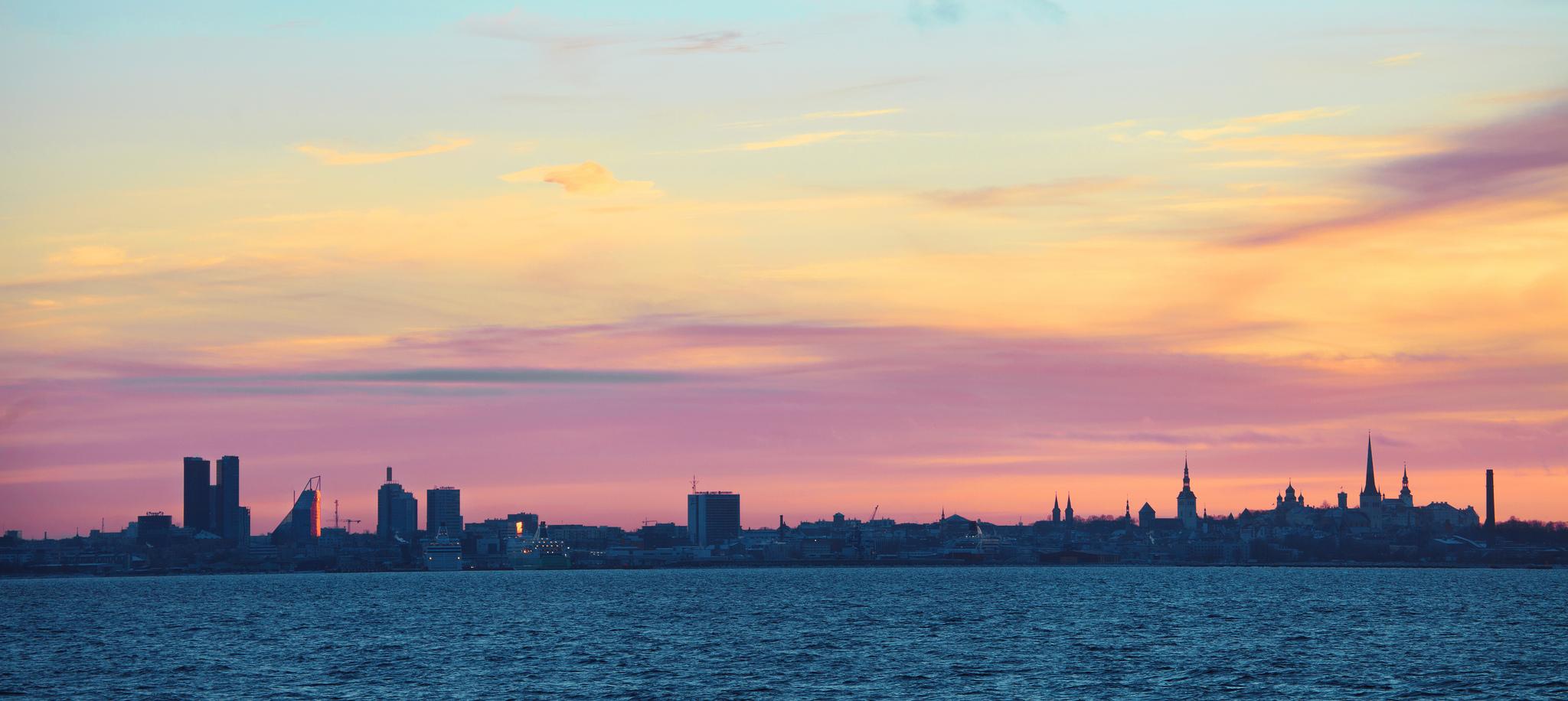 Лучшие виды Таллина