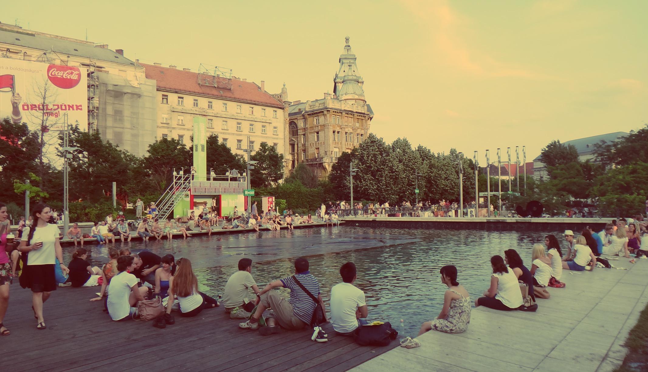 Хипстерский Будапешт: места силы