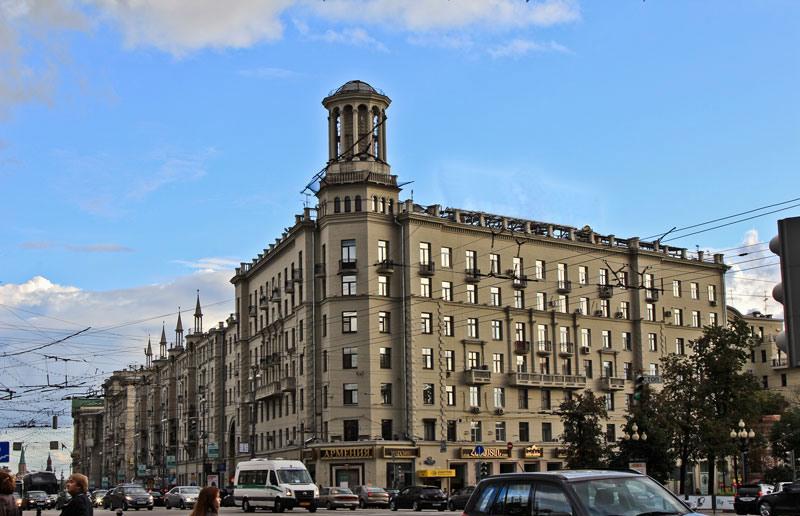 Дом с магазином «Армения»