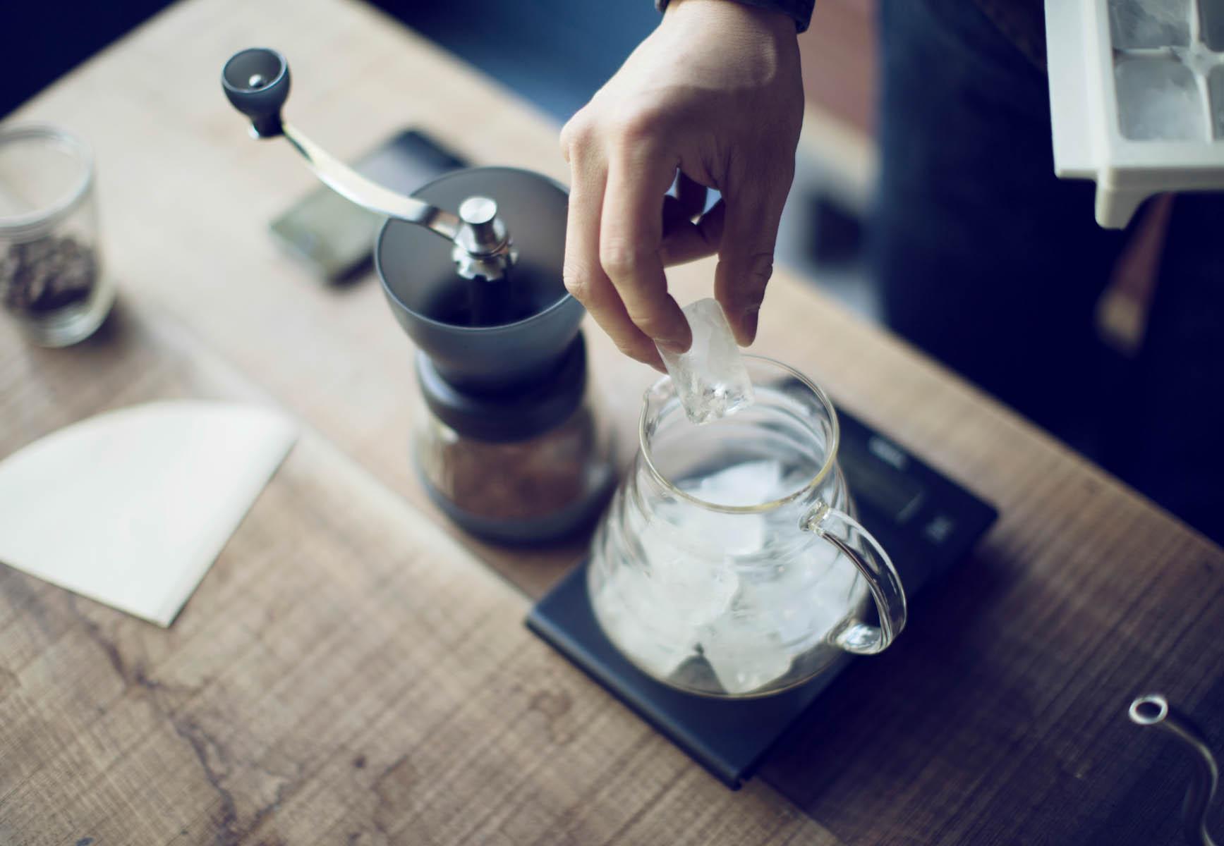 Кофе в Шанхае