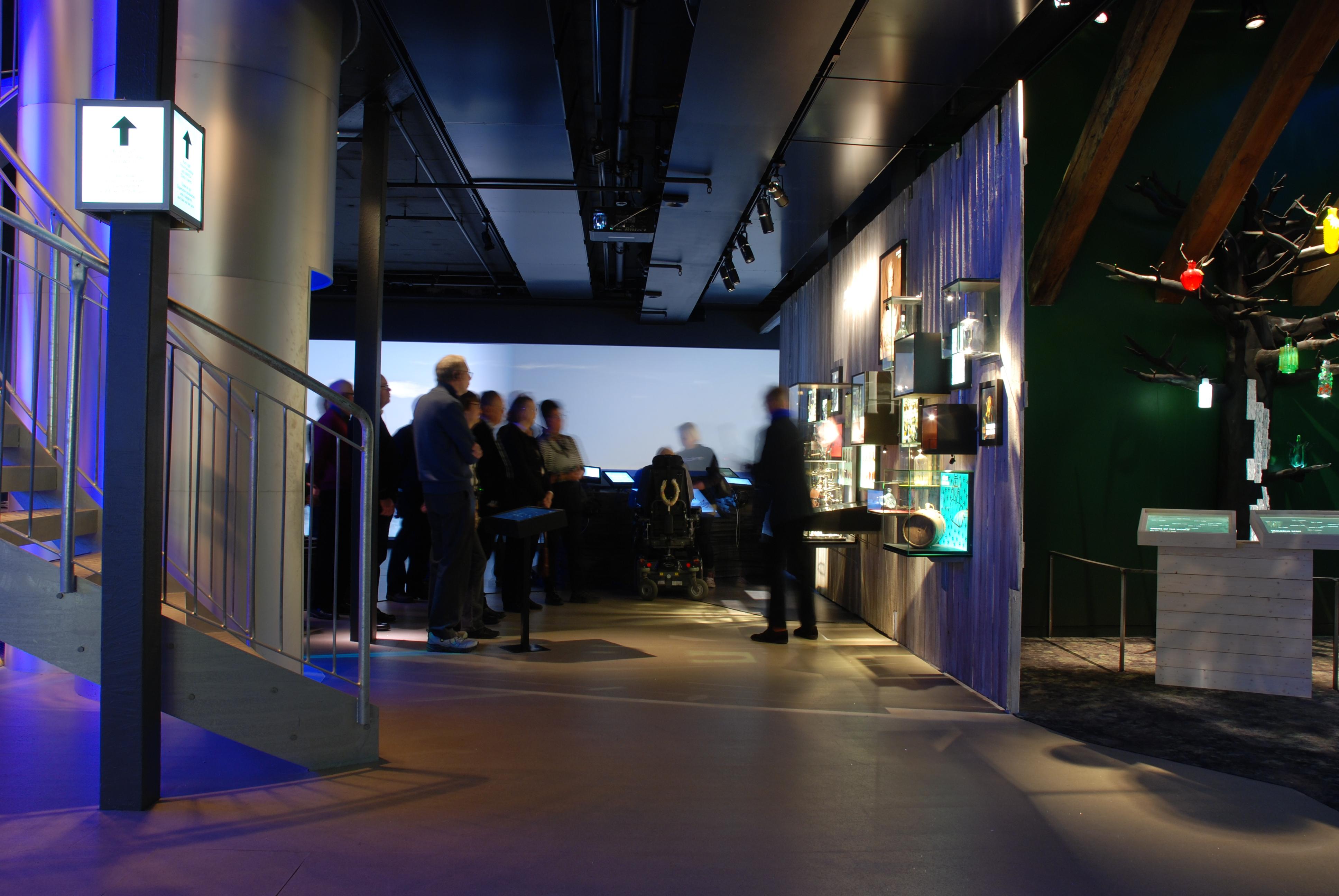 Spritmuseum (Музей вина и спирта)