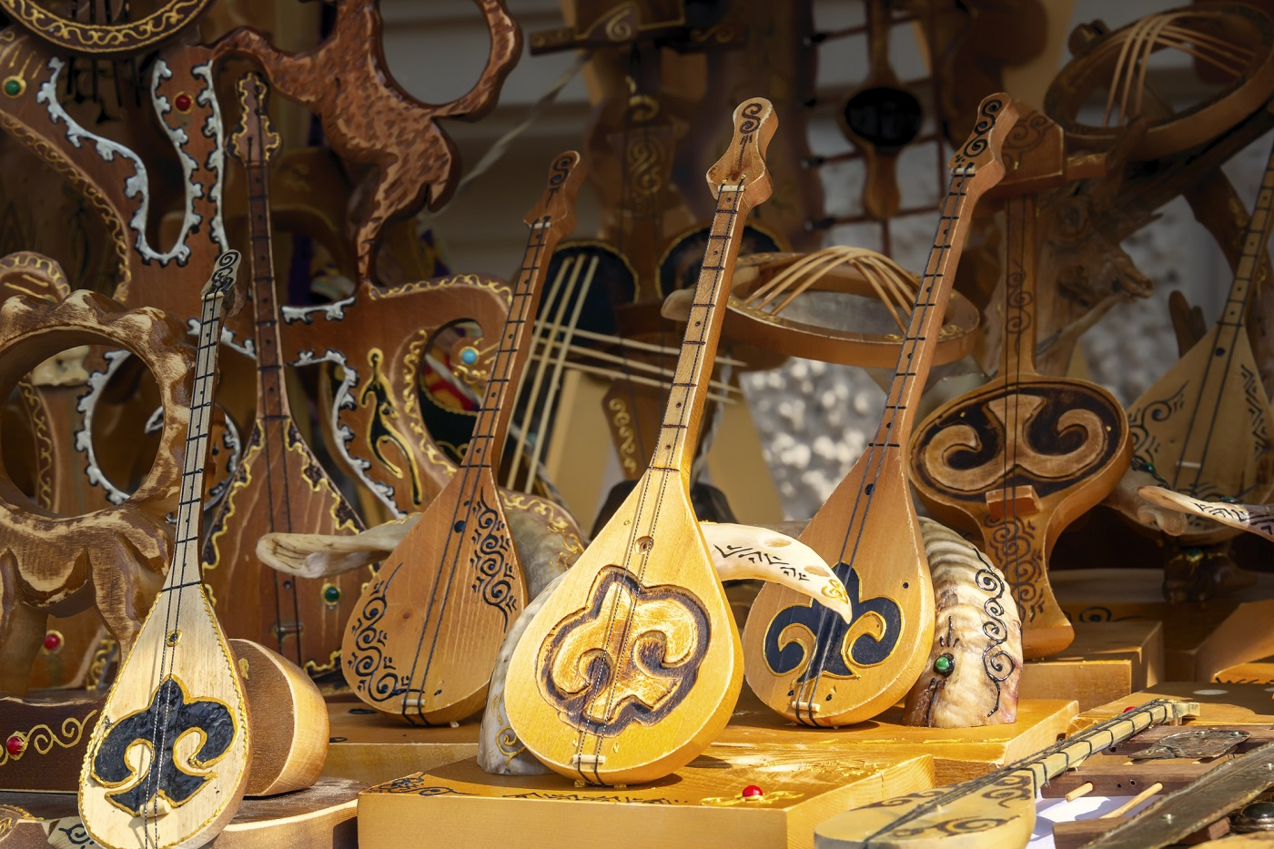 Музей казахских народных инструментов