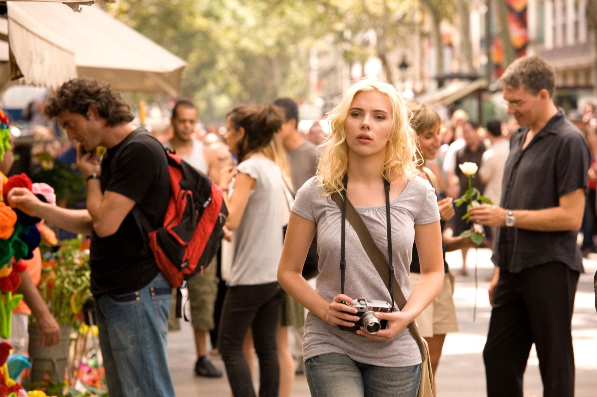 В Барселону с Вики и Кристиной