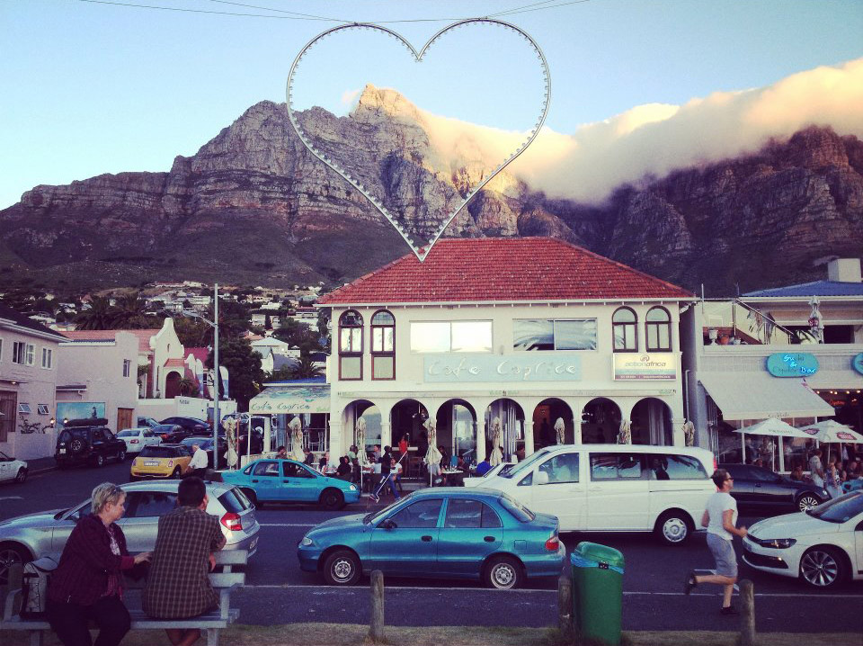 Колониальное прошлое: городская среда Кейптауна