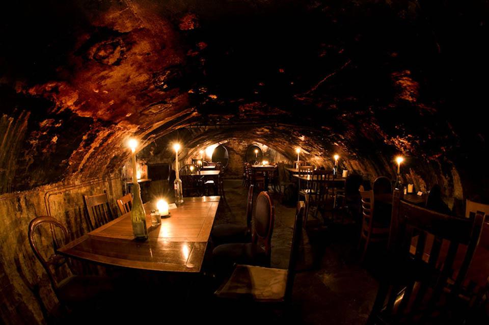 винный бар Gordon's Wine Bar