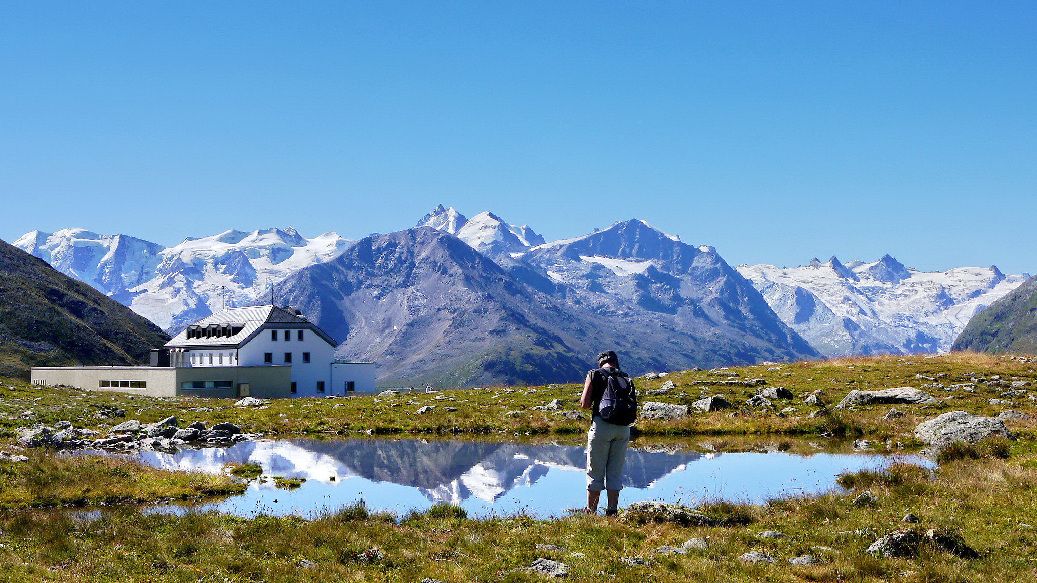 Muottas Muragl Panorama Trail