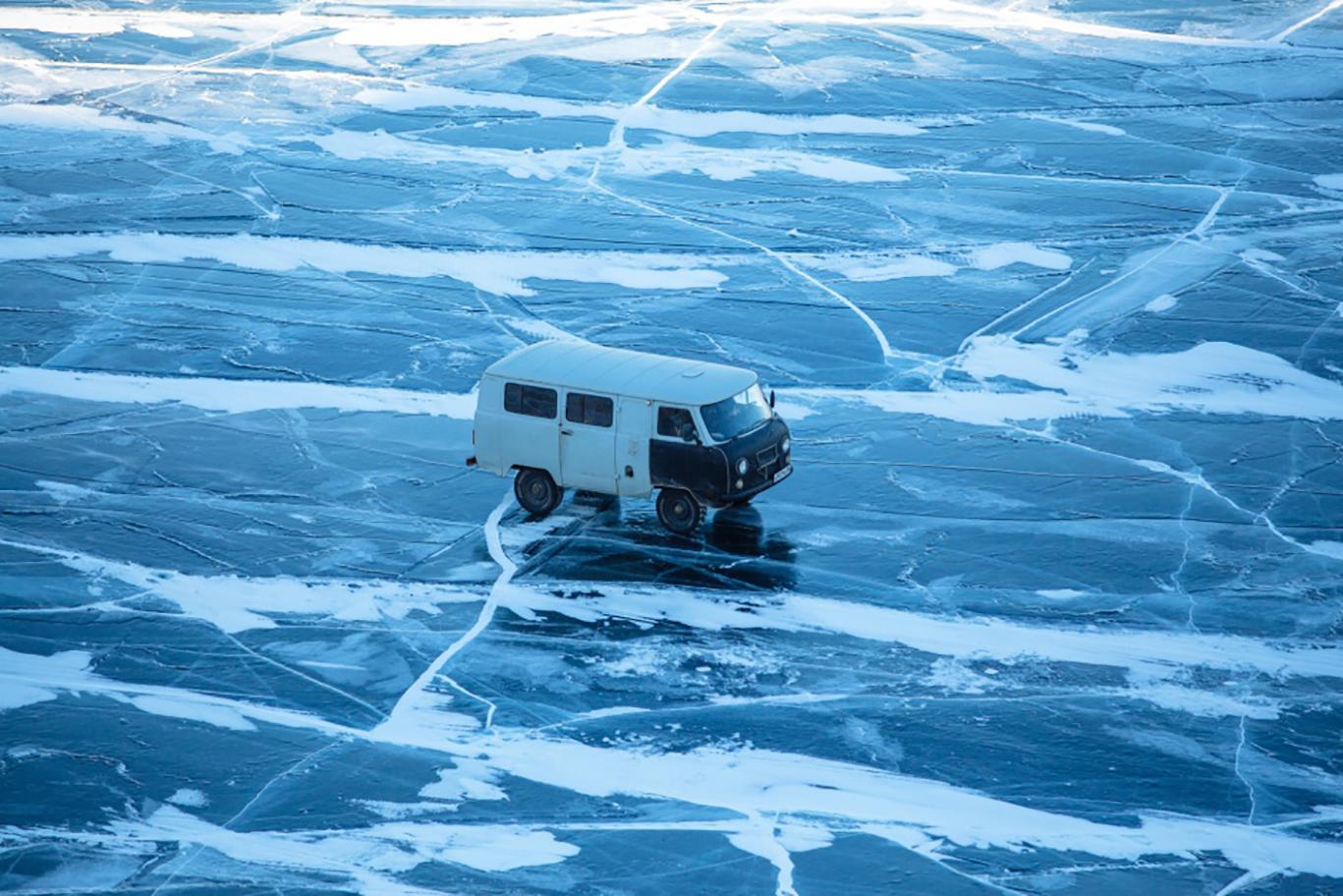 Зима, холода: Иркутск в минус тридцать