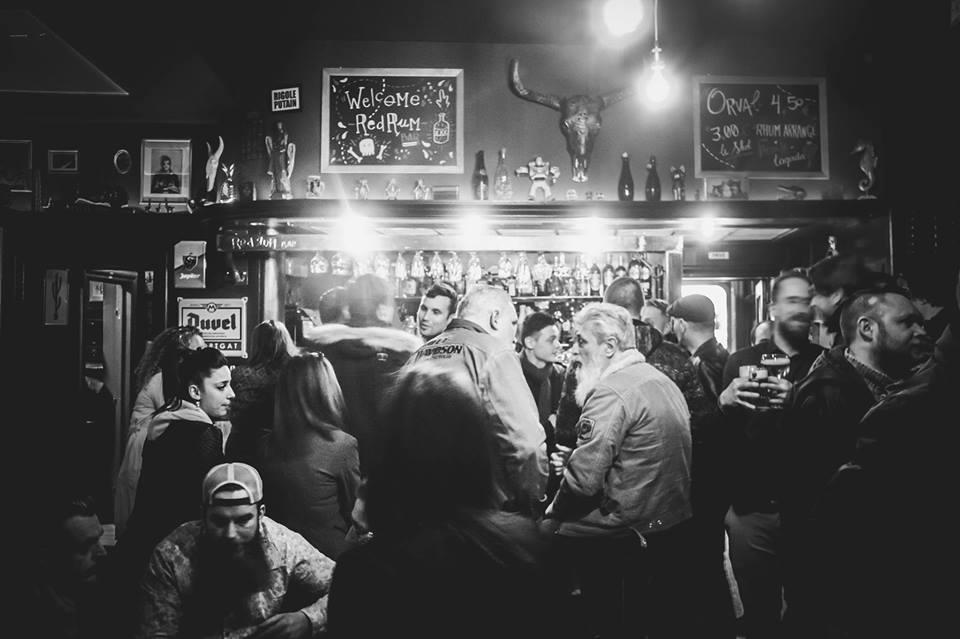 Redrum Bar