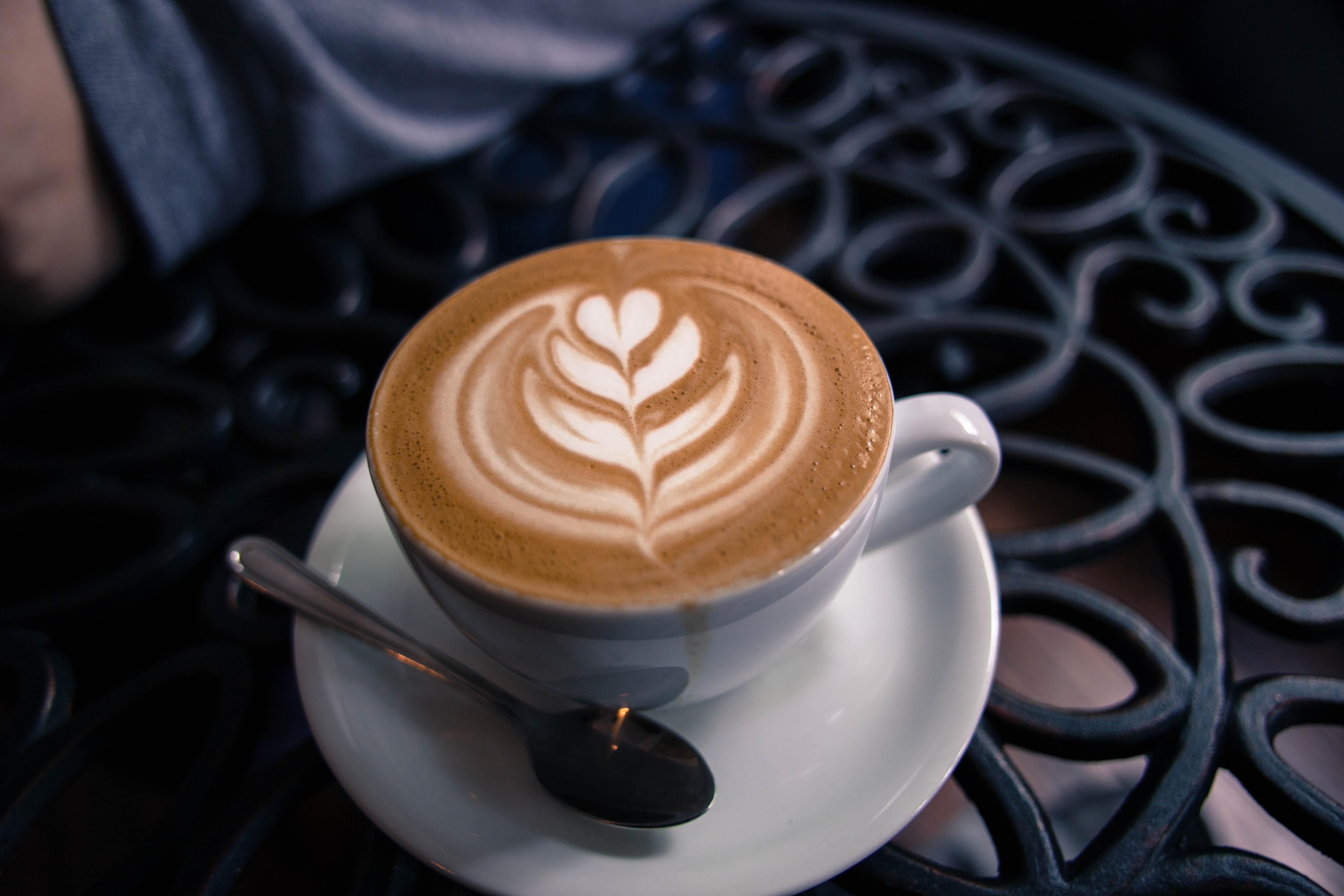Лучший кофе в Париже