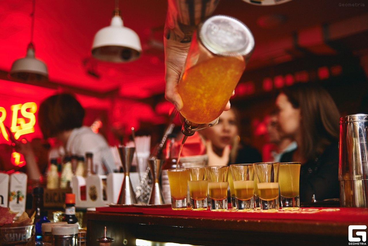Boris Bar. Drinks&food