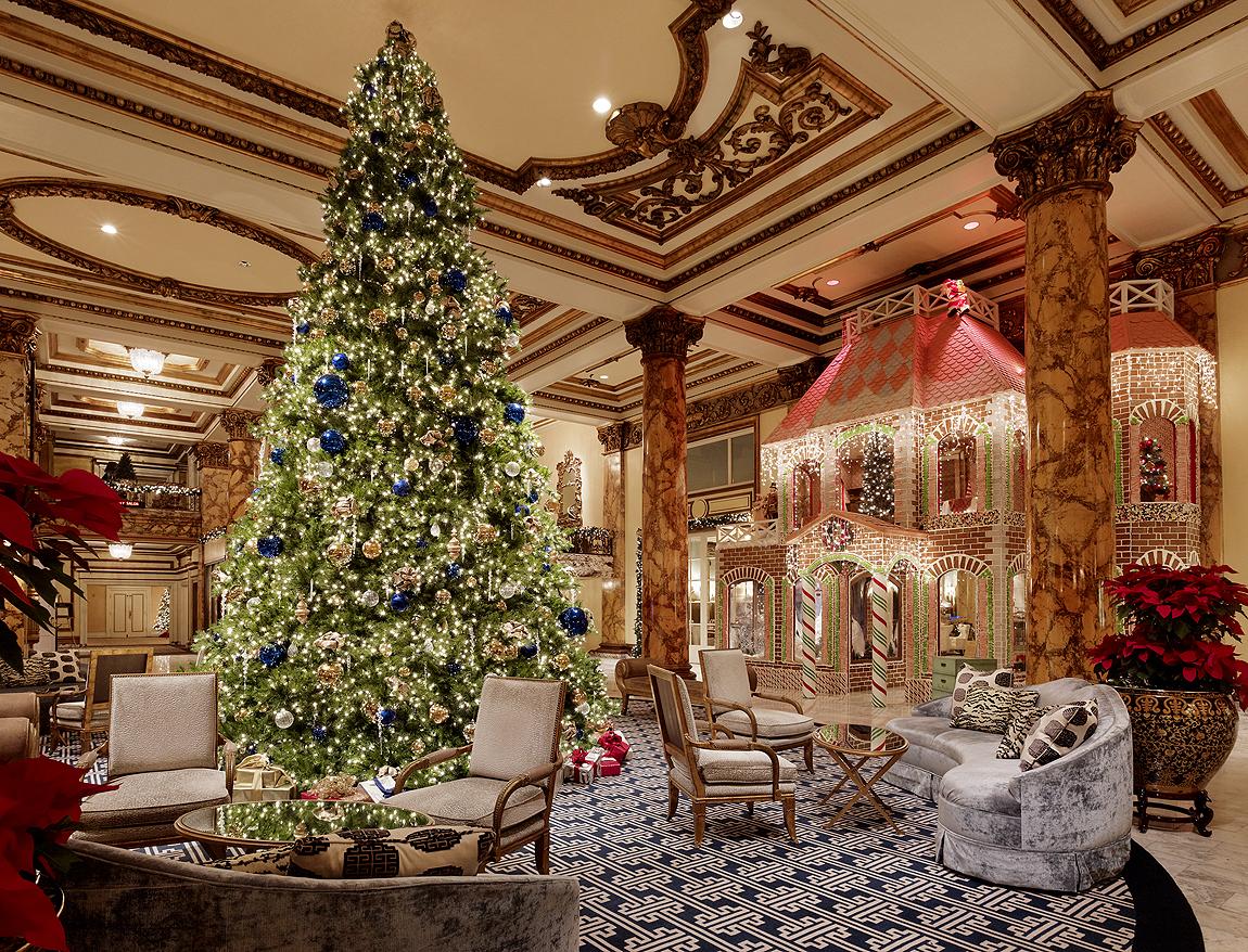 Отель The Fairmont