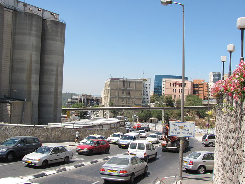 District Givat Shaul