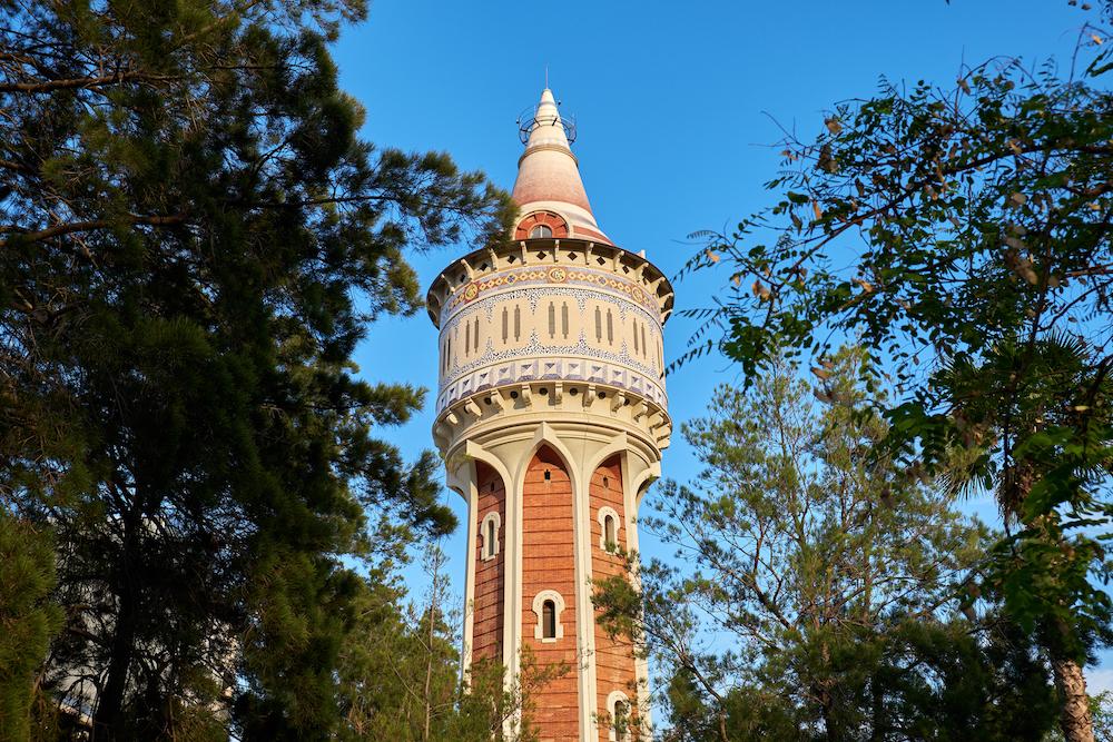 Jardins de la Torre de les Aigües