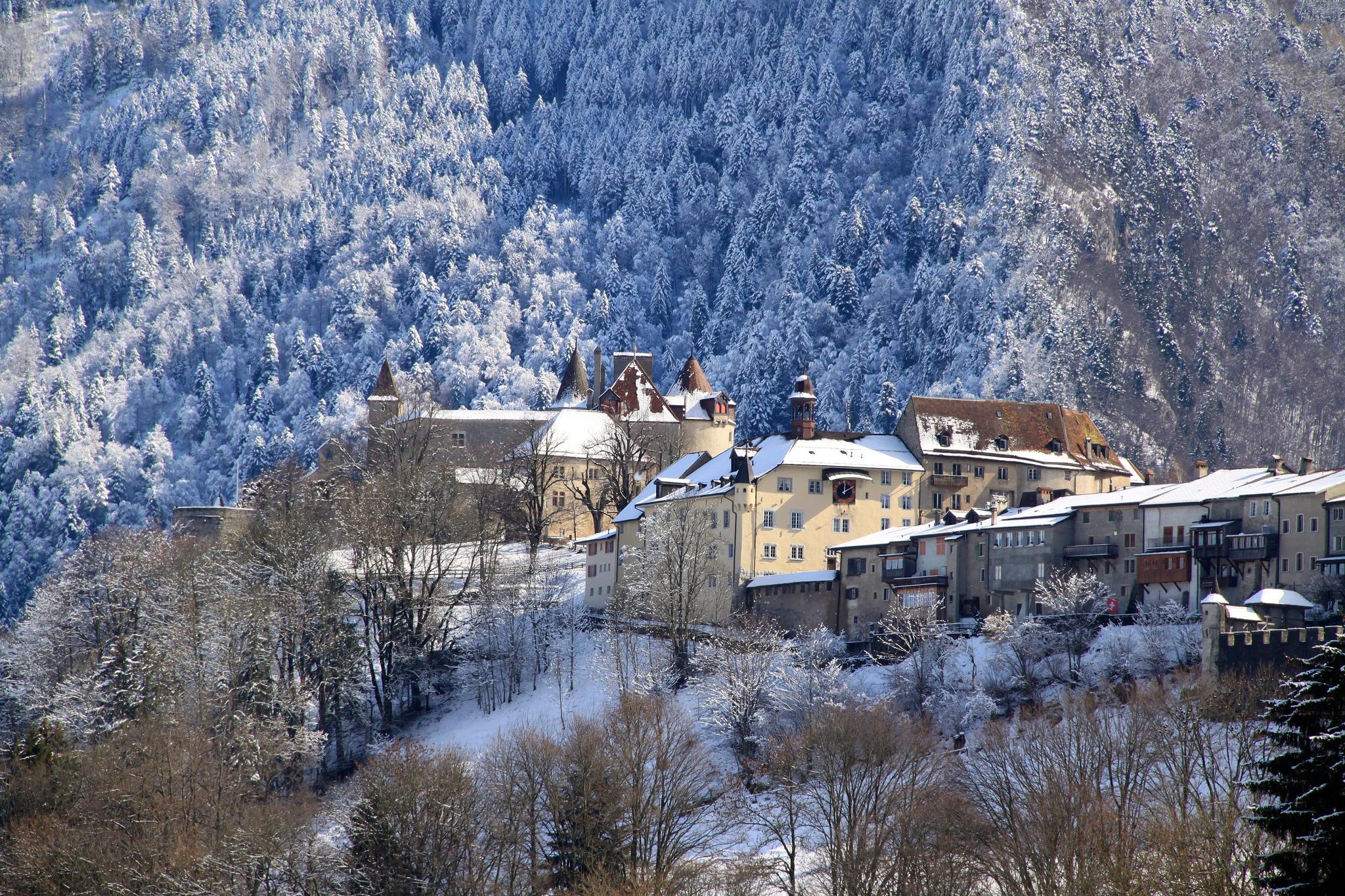 Альпы и шоколадные фабрики: куда поехать на день