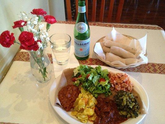Эфиопский ресторан Abesha