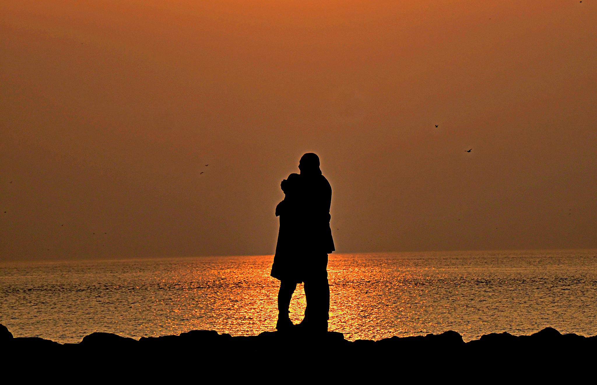 Романтический вечер в районе Джихангир