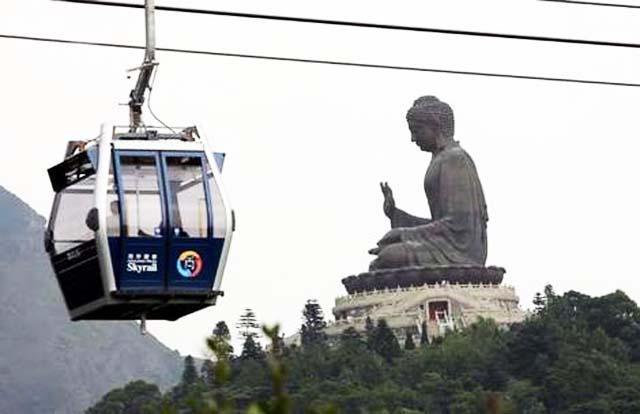 Giant Buddha Scenic Area