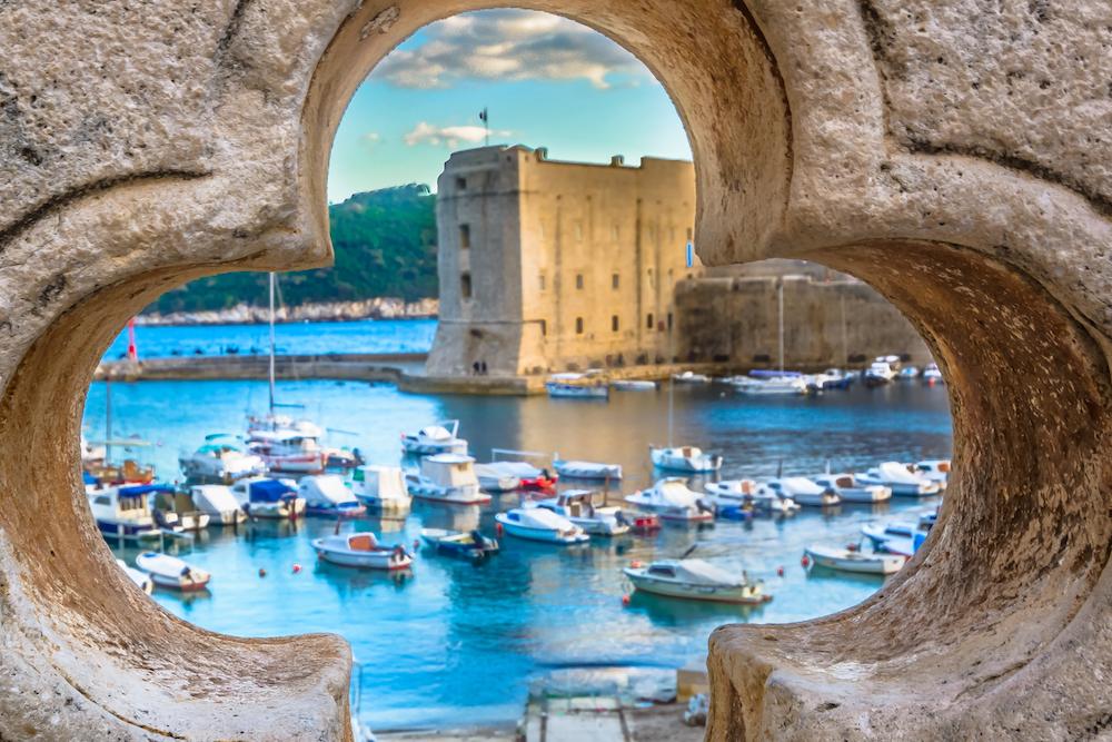 Порт Старого города