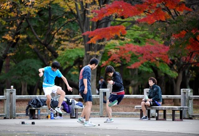 Места силы Токио