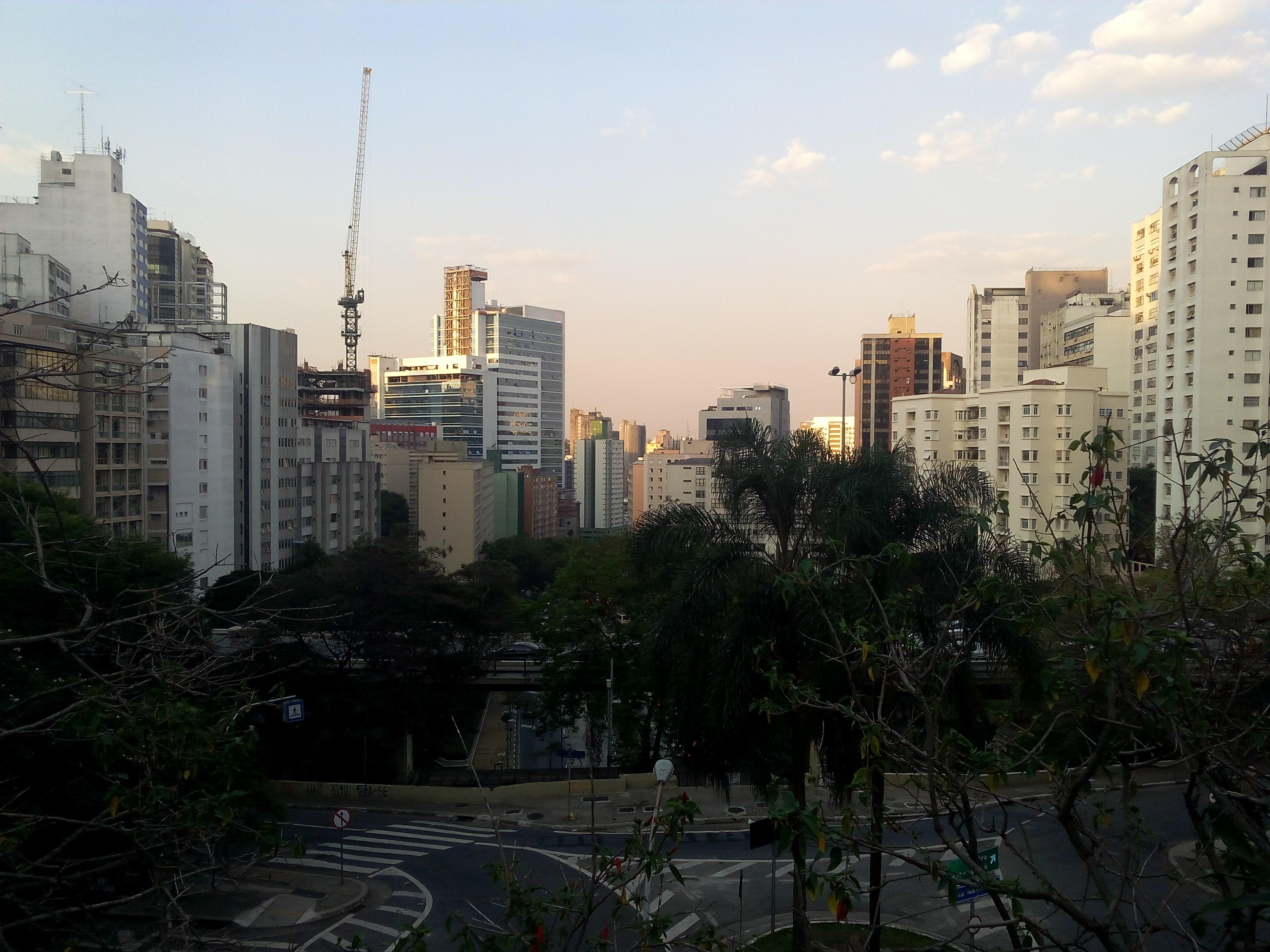 Бюджетный Сан Пауло