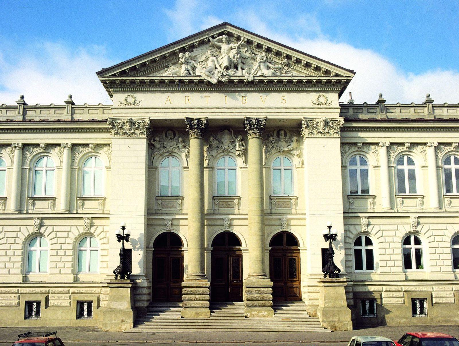 Национальная галерея искусств Захента