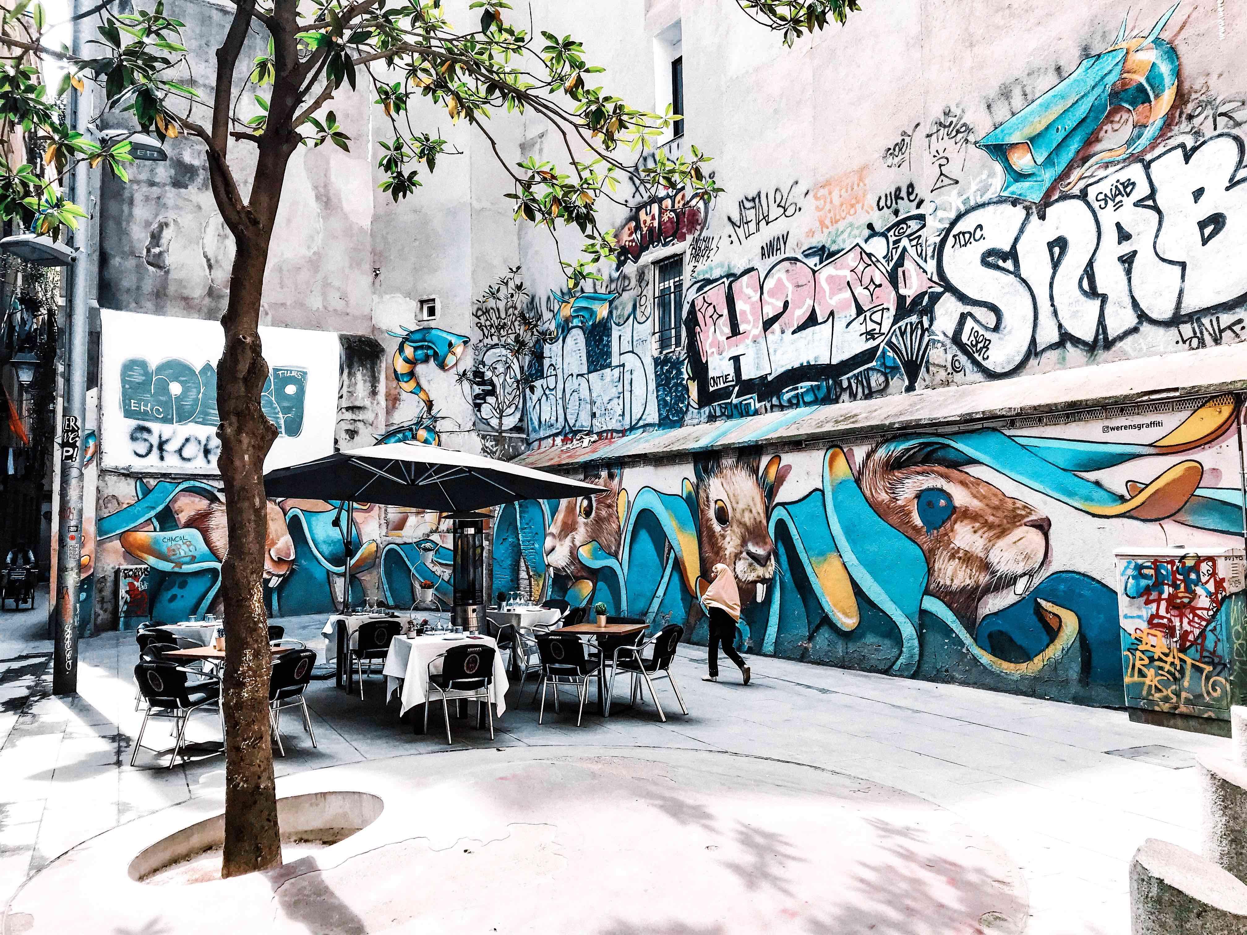 Площадь на Carrer de la Rosa, 6