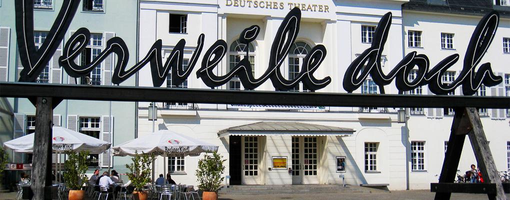 Наследие Брехта: немецкий театр
