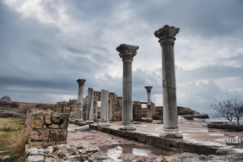 Прогулка по местам былой славы в Севастополе