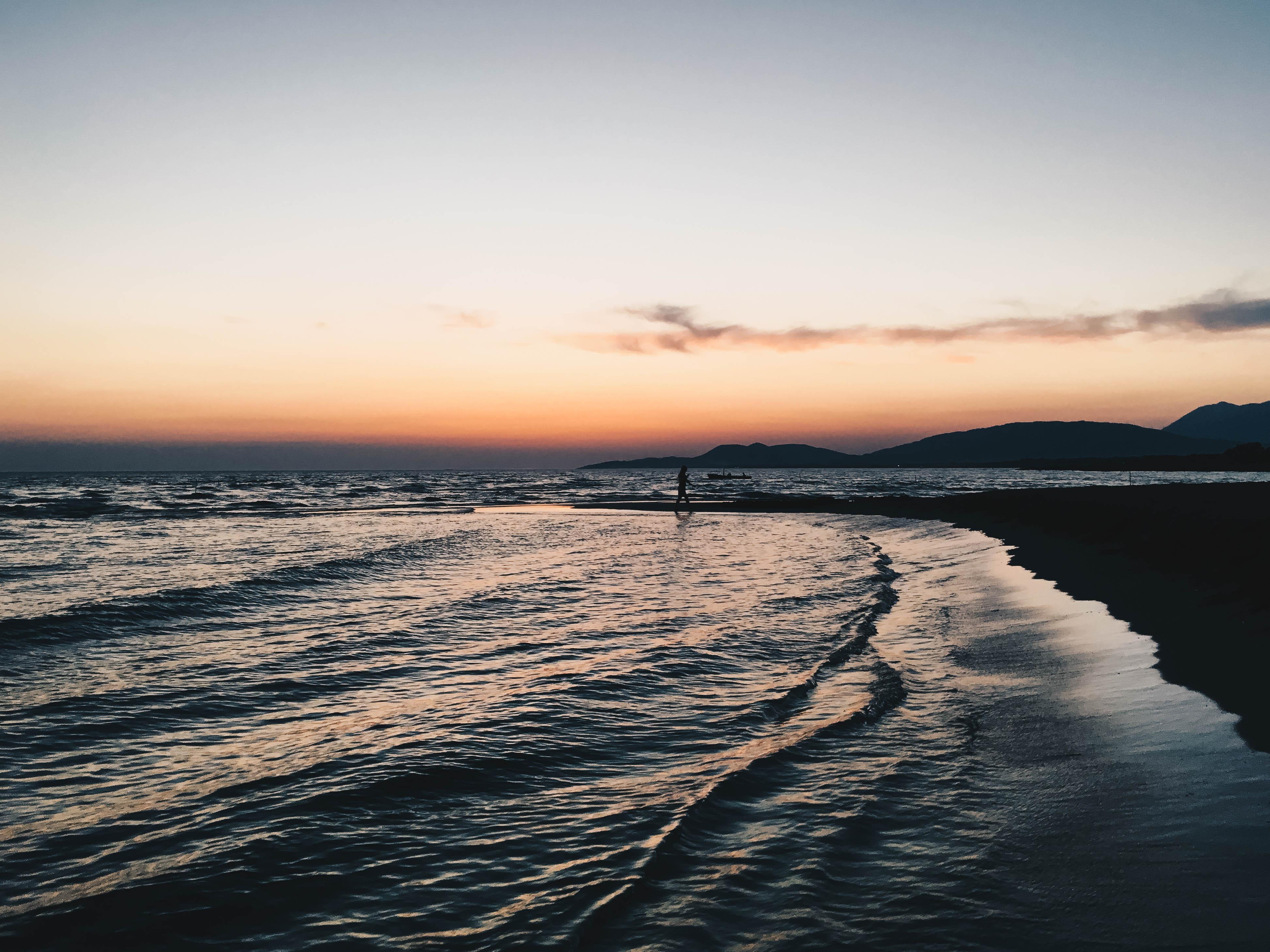 Велика Плажа на острове Ада Бояна