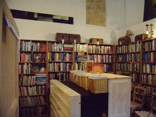 Books and Bookshelves