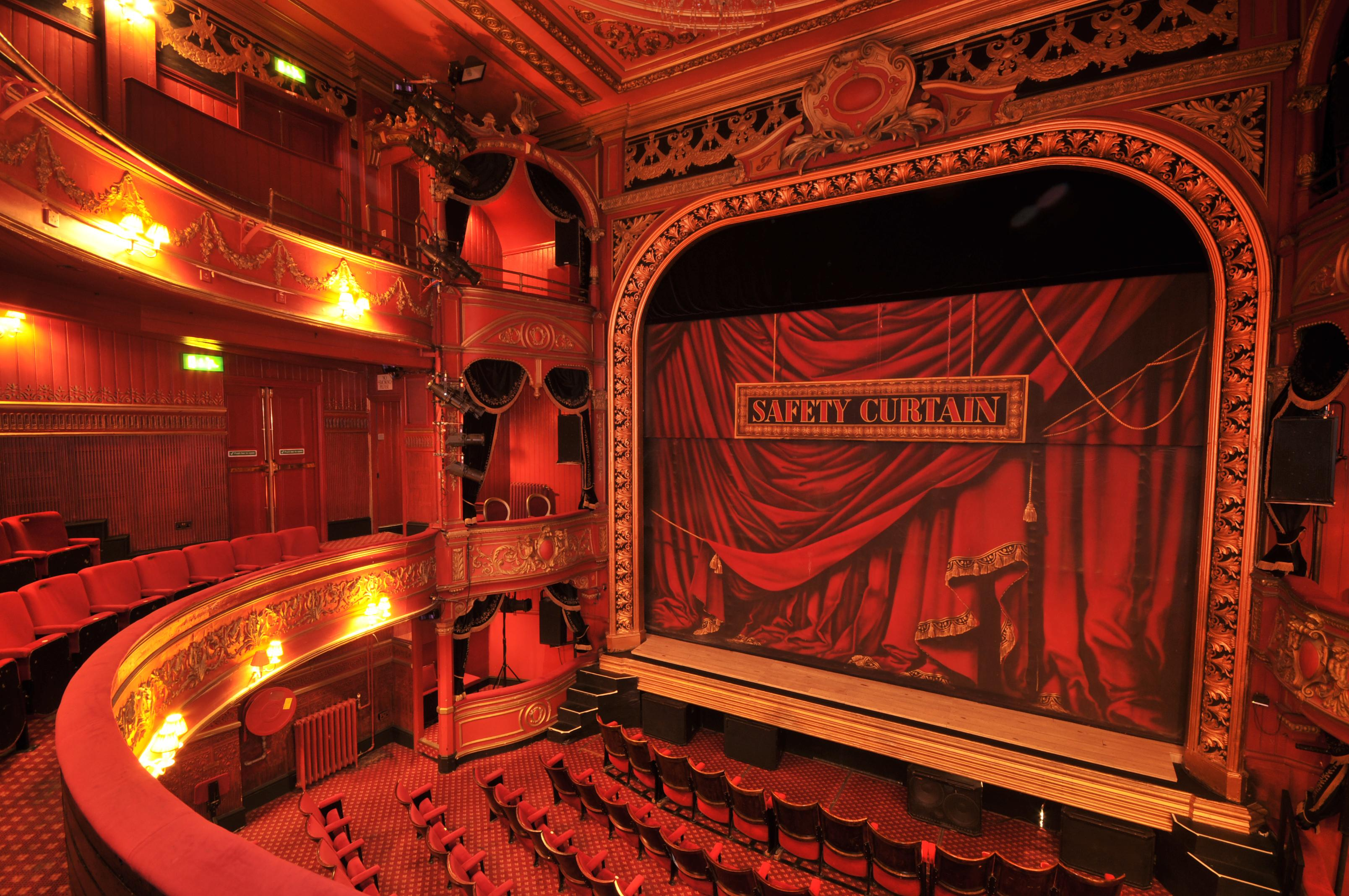 Королевский театр Страфорд-Ист