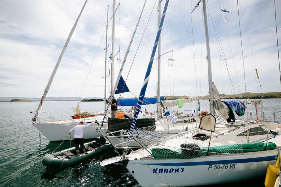 Яхтенный спорт в России и за границей. Где поплавать на яхте