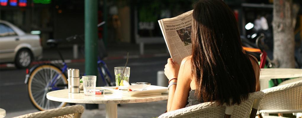 От шабата до шабата: лучшие кафе Тель-Авива