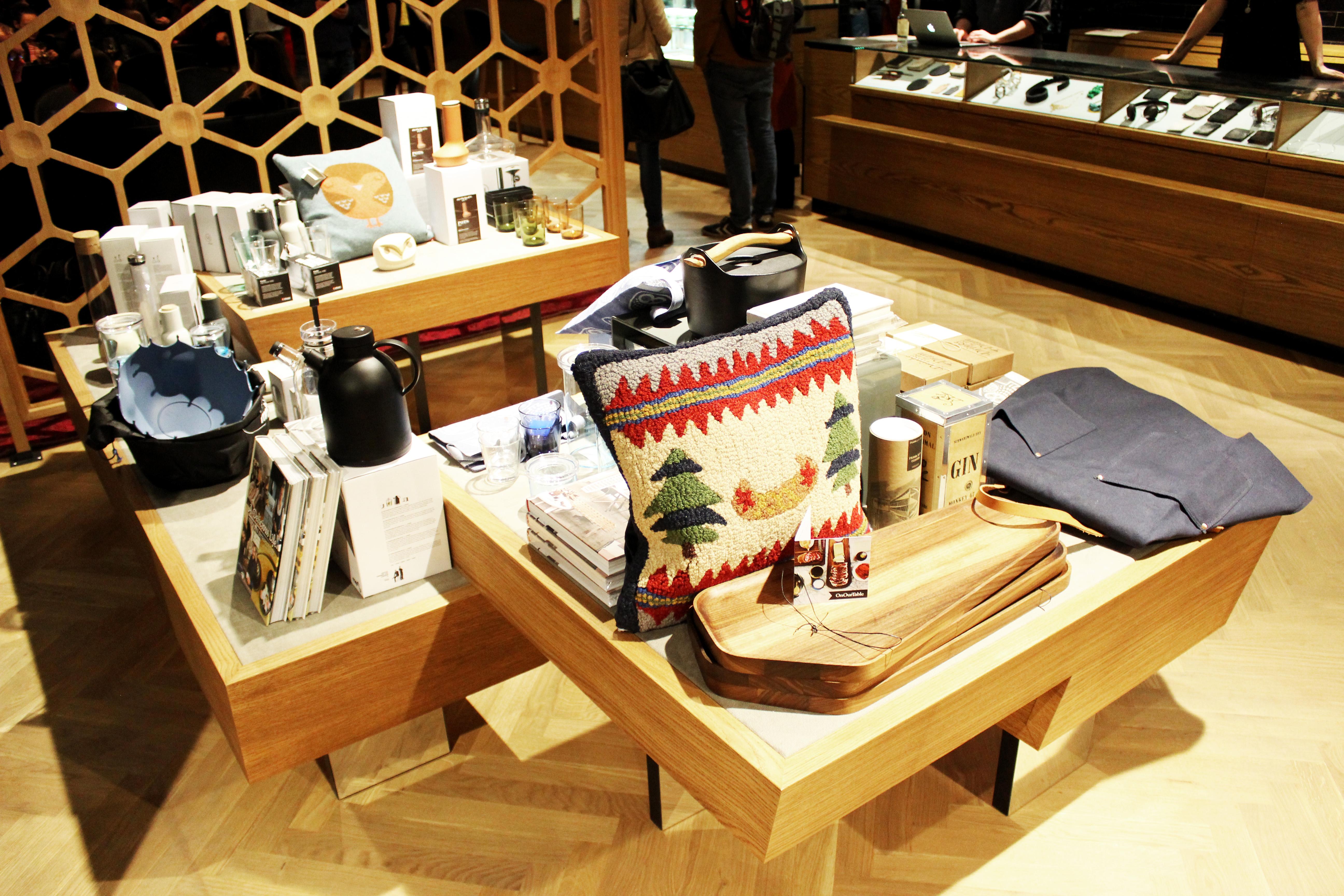 Gestalten Pavilion Store & Cafe