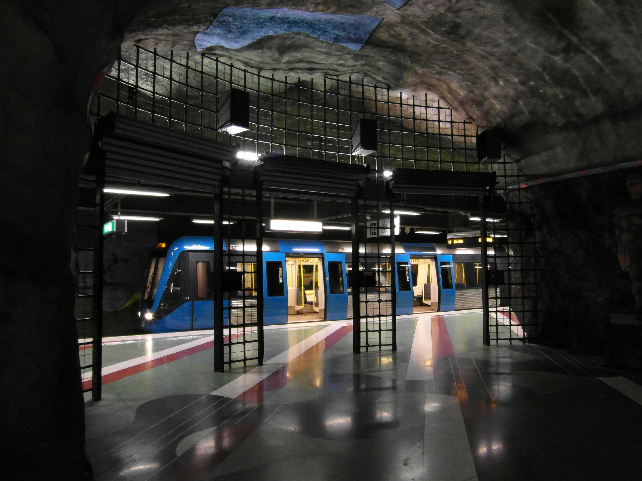 Cтанция метро Кунгстрадгодэн