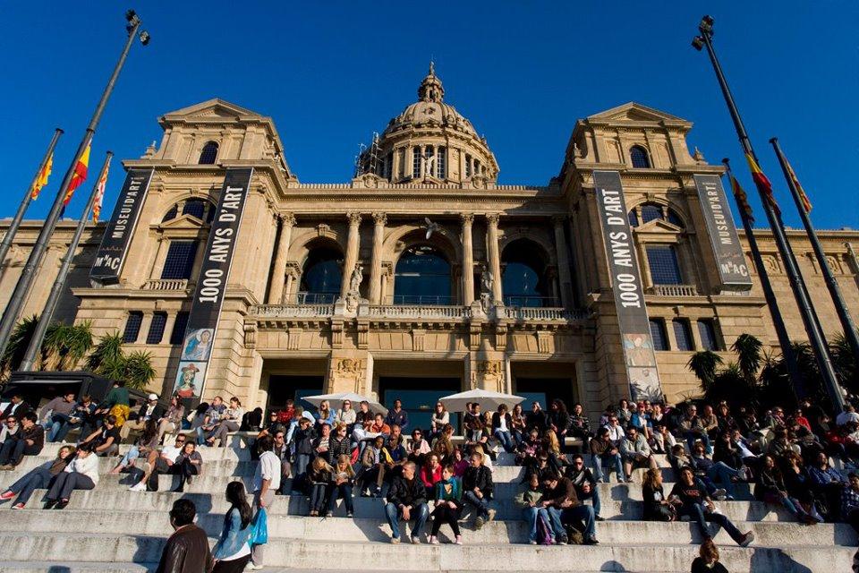 Национальный музей искусств Каталонии (MNAC)