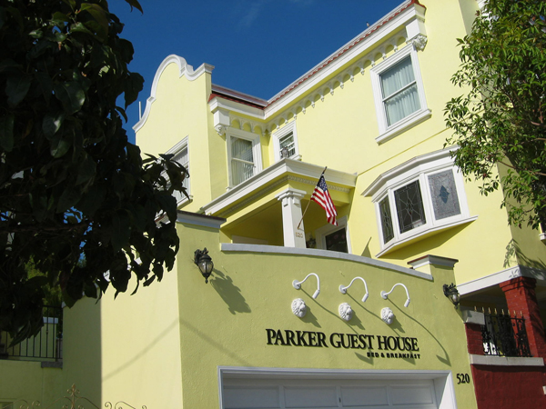 The Parker Guest House