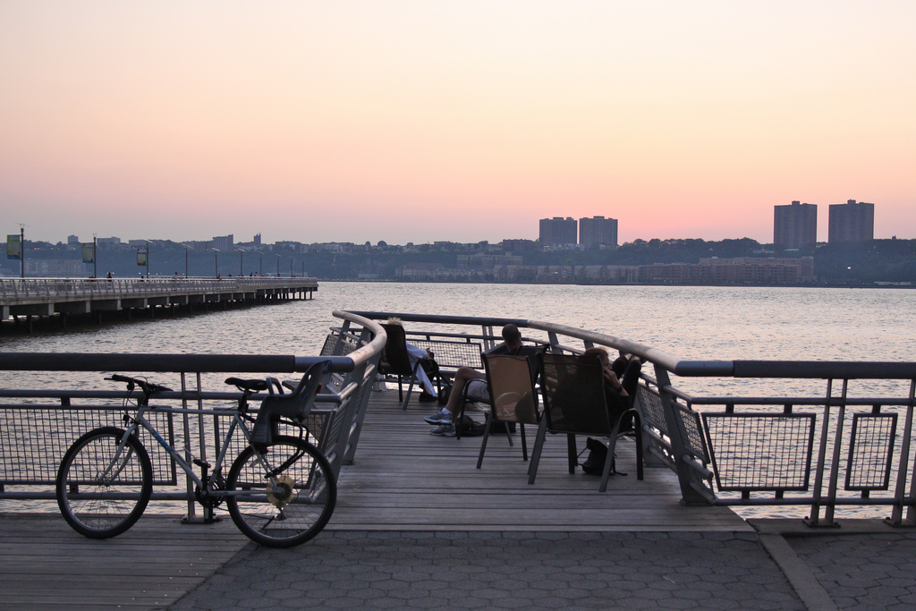 The Brooklyn Waterfront Greenway