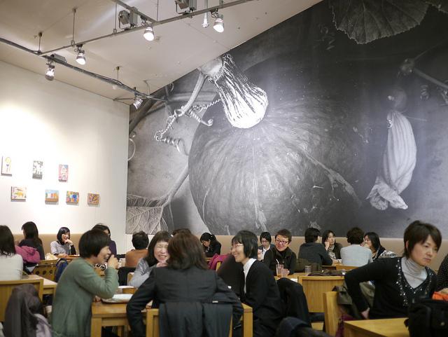 Кафе Muji