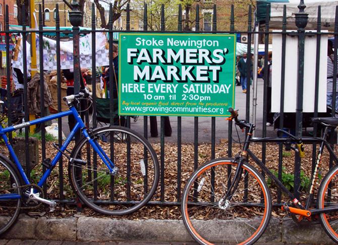 Stoke Newington Farmers' Market