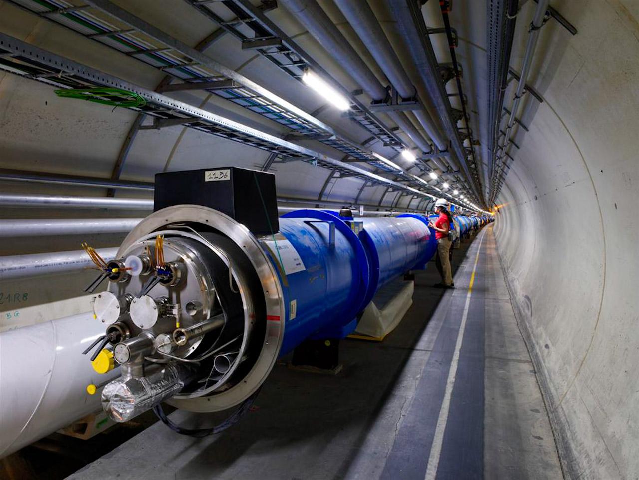 Лаборатория CERN