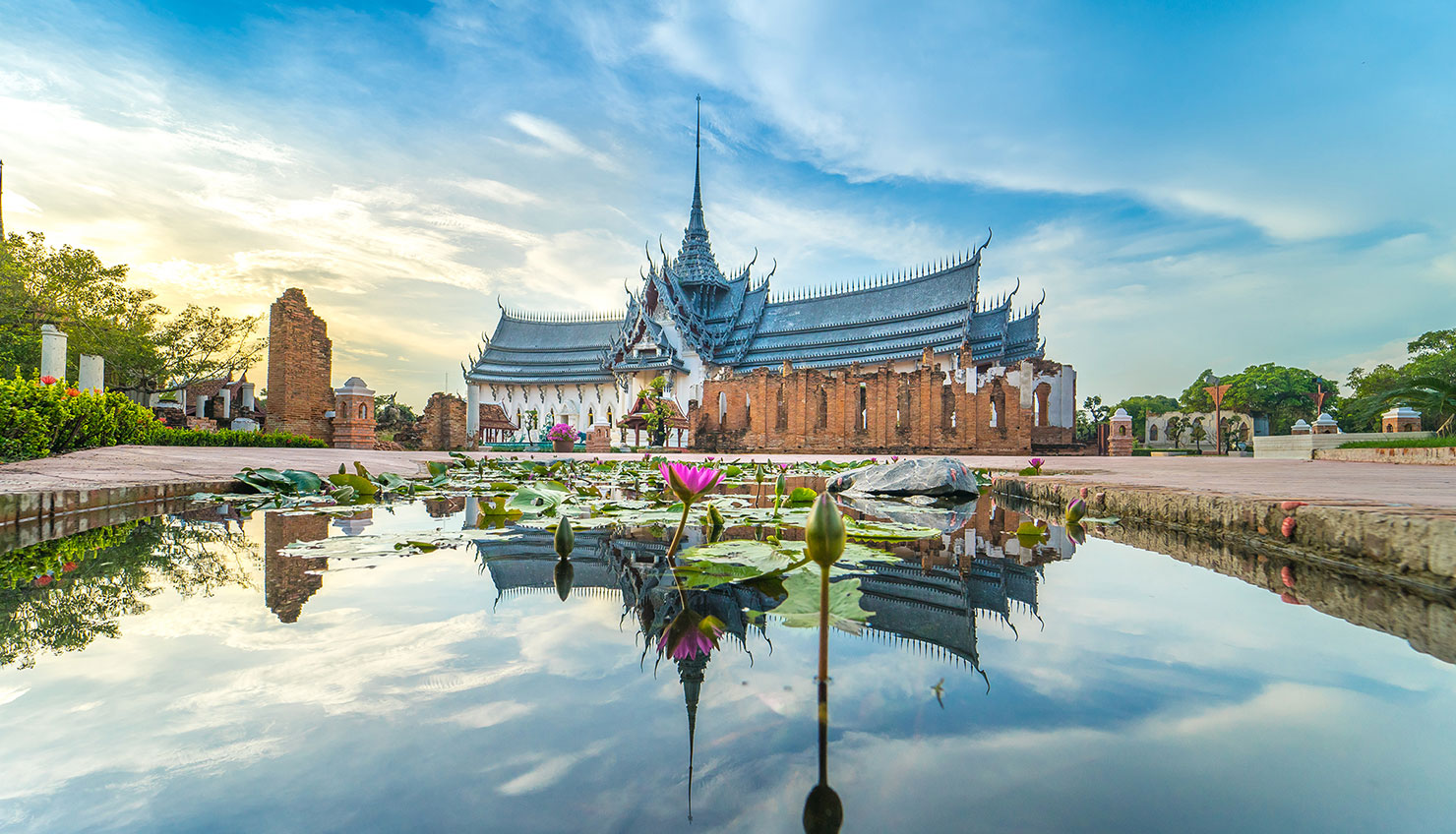 Музей Ancient City (Muang Boran)