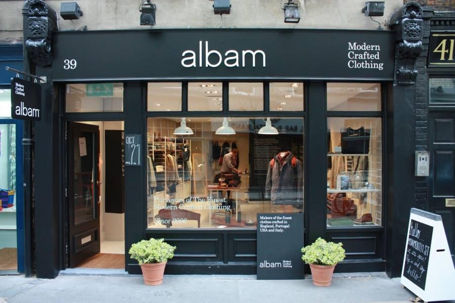 Albam Clothing