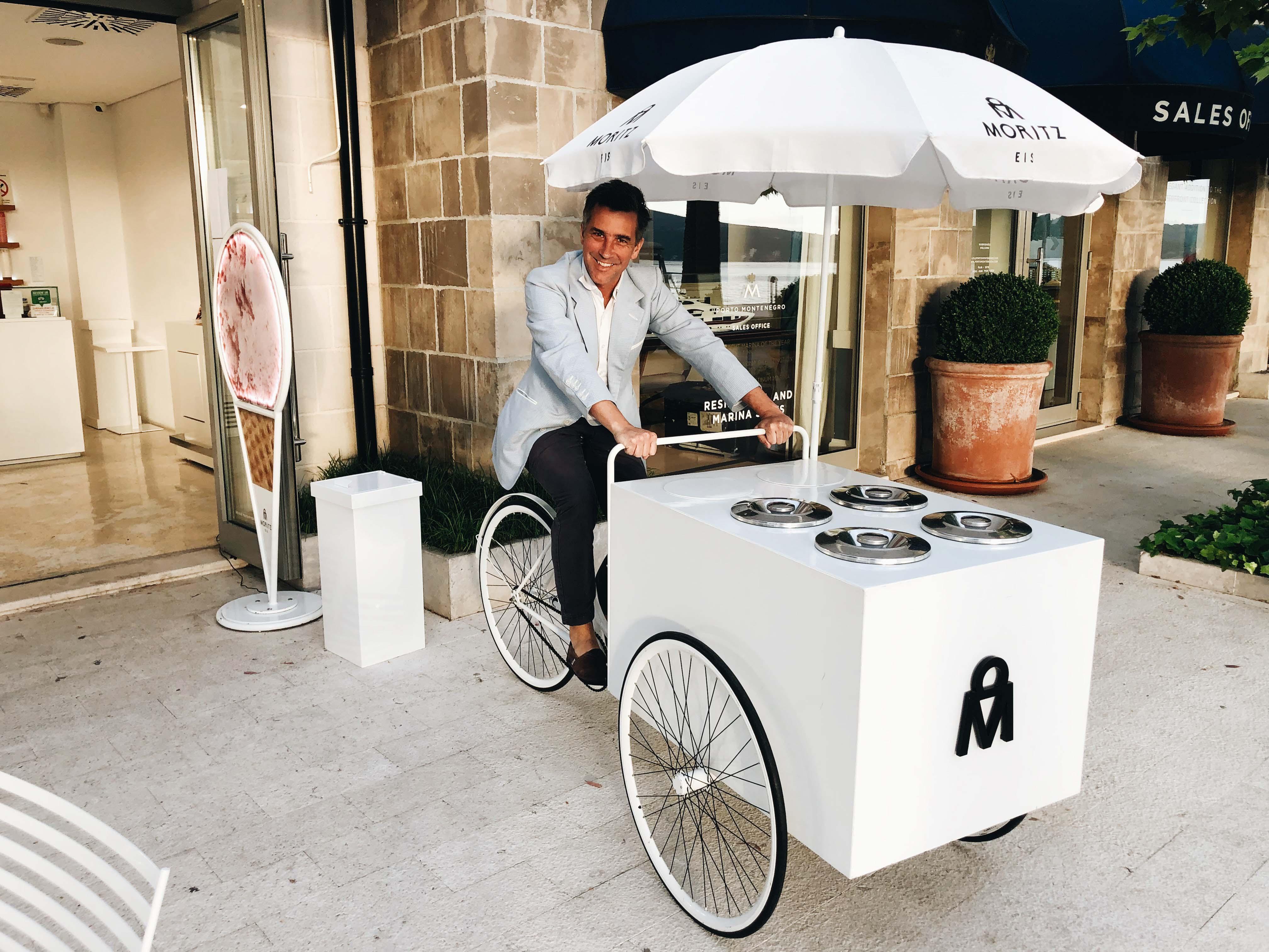 Мороженое Moritz Eis