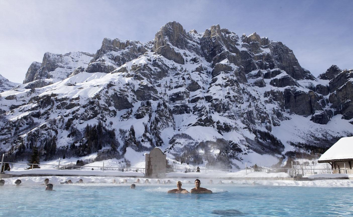 Après-ski по-швейцарски: самые веселые бары и расслабляющие спа