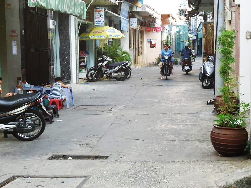 Улицы Le Van Sy и Huynh Van Banh