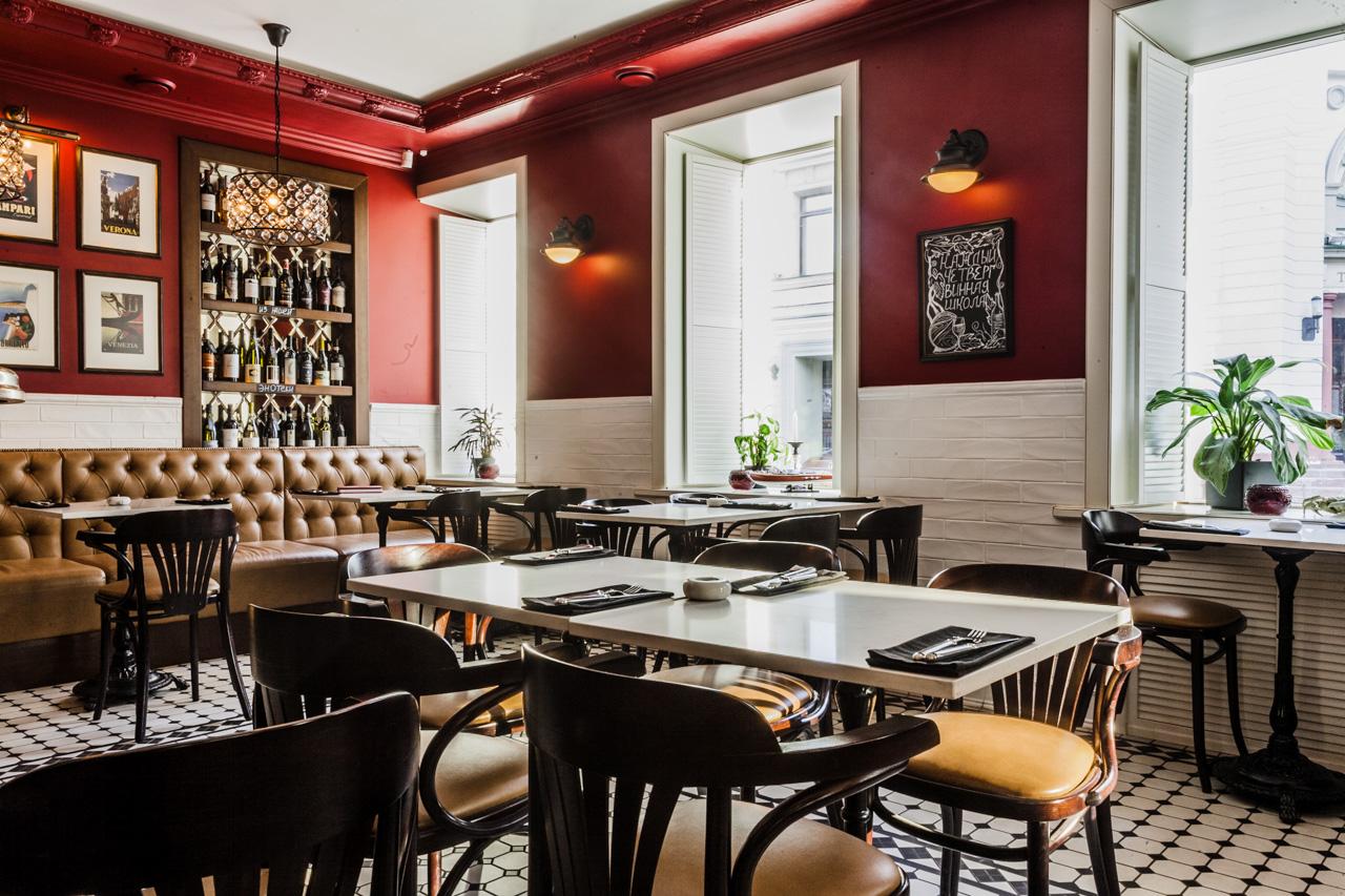 Negroni Bar & Enoteca на Грузинской
