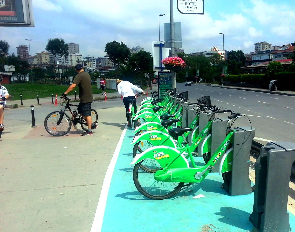 Аренда велосипедов Isbike
